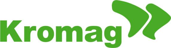 Логотип компанії Кромаг