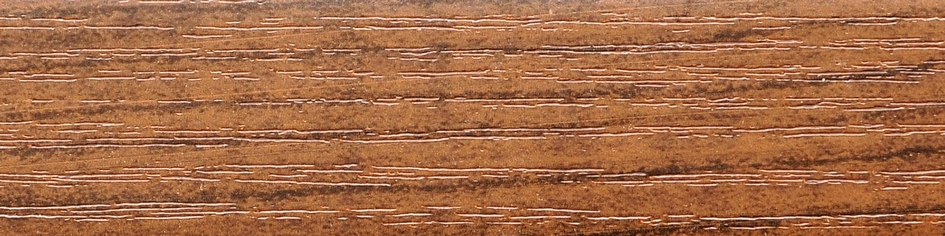 PVC furniture edge Tobacco Pacific Walnut 17.09 for chipboard. Production of KROMAG (Ukraine).