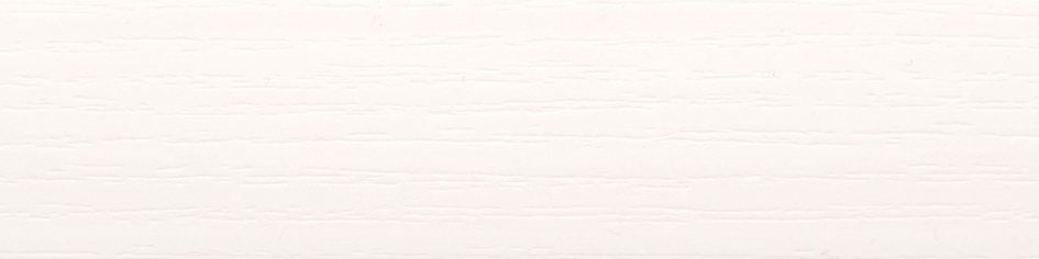 PVC furniture edge White Structure 501.02 for chipboard. Production of KROMAG (Ukraine).