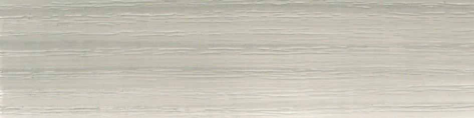 PVC furniture edge Hacienda White 40.01 for chipboard. Production of KROMAG (Ukraine).