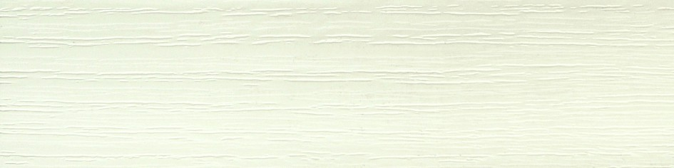 PVC furniture edge Snow White Structure 601.02 for chipboard. Production of KROMAG (Ukraine).