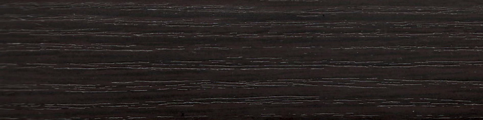 PVC furniture edge Wenge Dark 16.05 for chipboard. Production of KROMAG (Ukraine).