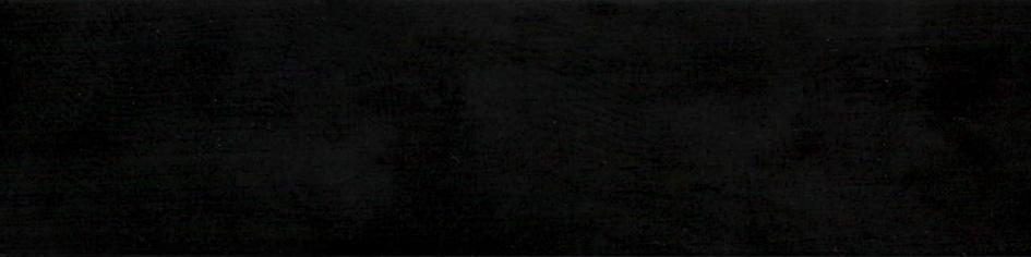 PVC furniture edge Black Gloss 502.04 for chipboard. Production of KROMAG (Ukraine).